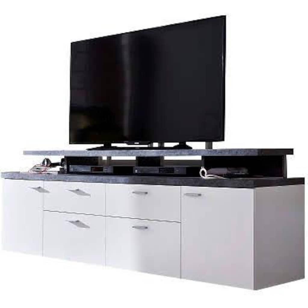 trendteam TV-Board »Mood«, (2 St.), Breite 180 cm