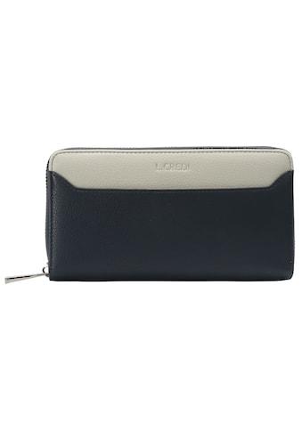 L. CREDI Brieftasche »Farah Geldbörse« kaufen