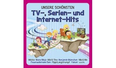 Musik - CD Unsere Schönsten TV - ,Seri / Familie Sonntag, (1 CD) kaufen