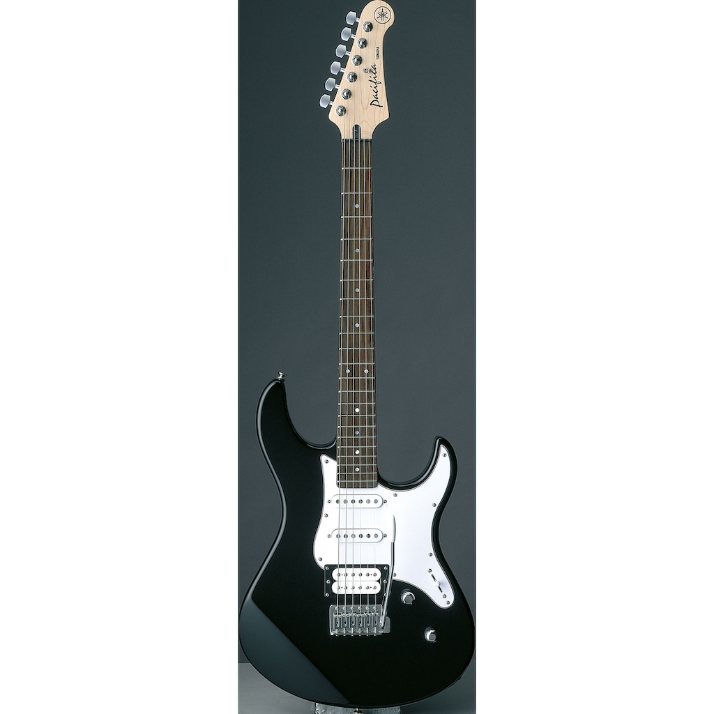 Yamaha E-Gitarre »PA112VBLRL, Black«