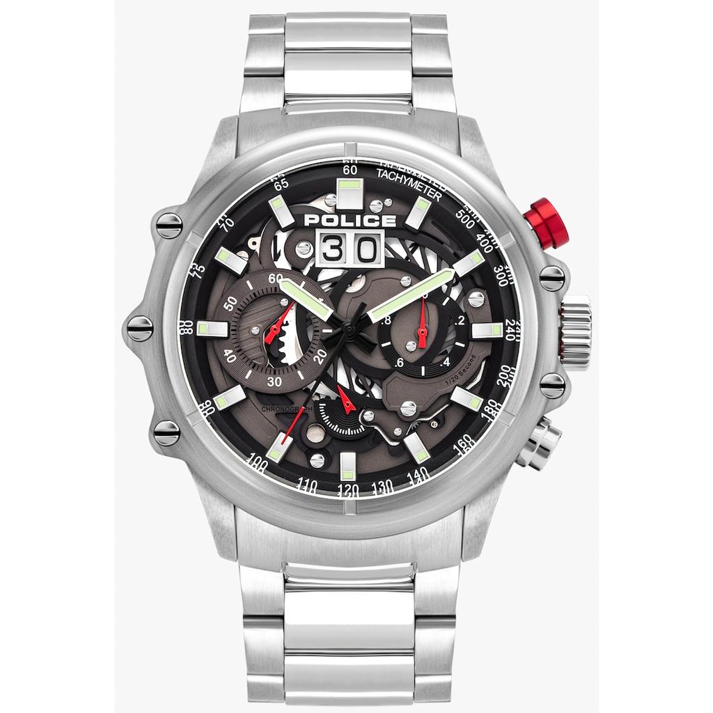 Police Chronograph »LUANG, PL16018JS.13M«