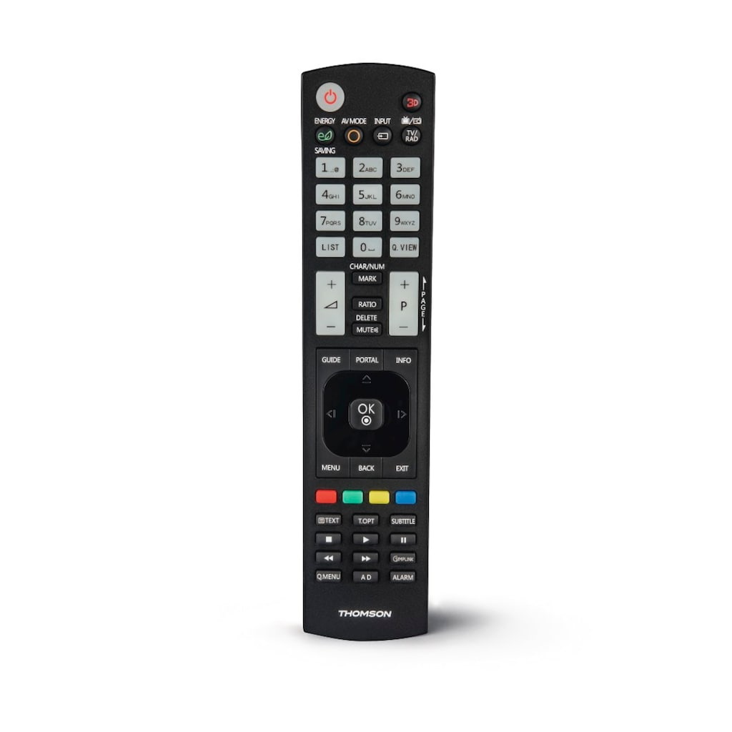 Thomson Ersatzferbedienung Universal Fernbedienung LG TV's