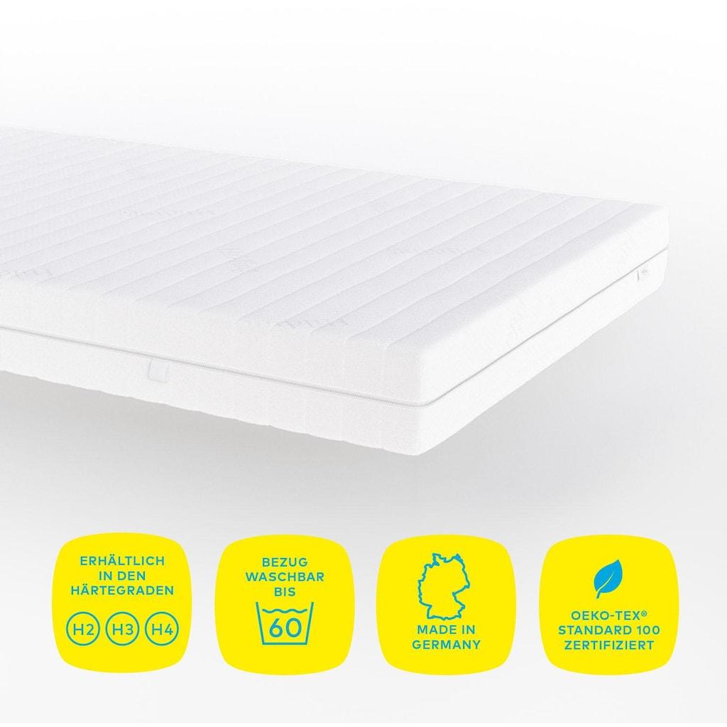 Hilding Sweden EXKLUSIV Komfortschaummatratze »Lasse«, (1 St.), Über 2700 positiven Kundenbewertungen!