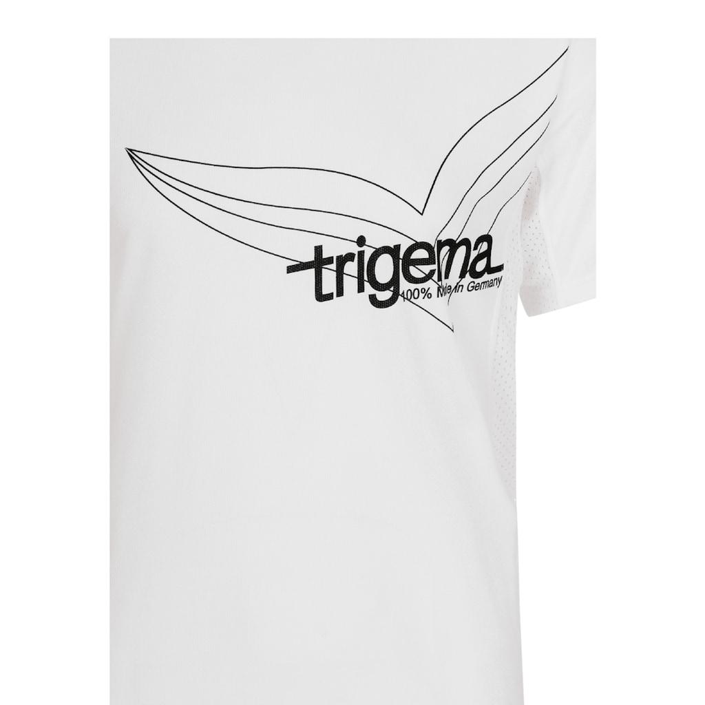 Trigema Kurzarmshirt
