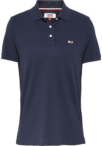 TOMMY JEANS Poloshirt »TJW TOMMY CLASSICS POLO« kaufen