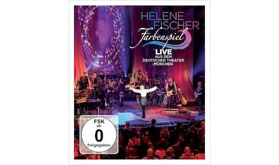 Musik - CD FARBENSPIEL  -  LIVE AUS DEM / Fischer,Helene, (1 Blu - Ray Video) kaufen