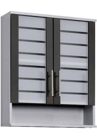 Schildmeyer Hängeschrank »Nikosia«, Breite 60 cm, mit Glastüren, hochwertige... kaufen