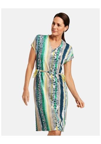 GERRY WEBER Kleid Gewirke »Kleid mit Tunnelzug in der Taille« kaufen