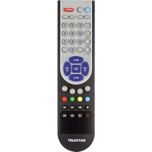 TELESTAR »digiHD+« Satellitenreceiver (LAN (Ethernet))