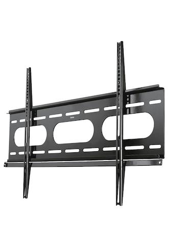 Hama TV Wandhalter, flach, bis 229cm (90 Zoll), 165cm (65 Zoll) »140cm (55 Zoll), FIX Ultraslim« kaufen