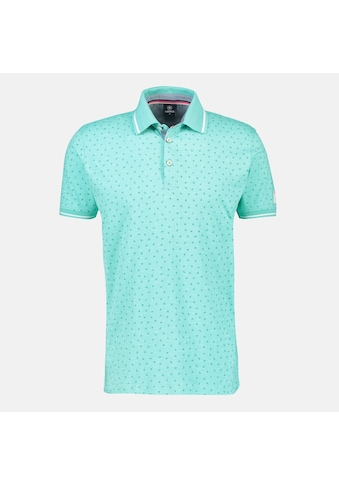 LERROS Poloshirt, melangiert, mit Minimalprint kaufen