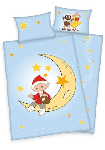 Sandmännchen Babybettwäsche »Unser Sandmännchen und seine Freunde«, mit tollem... kaufen