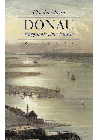 Buch »Donau / Claudio Magris, Heinz-Georg Held« kaufen
