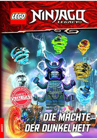 Buch »LEGO® NINJAGO® - Die Mächte der Dunkelheit / DIVERSE« kaufen