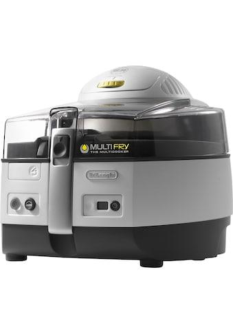 De'Longhi Heissluftfritteuse »MultiFry EXTRA FH1363«, Multicooker mit 4-in-1 Funktion,... kaufen