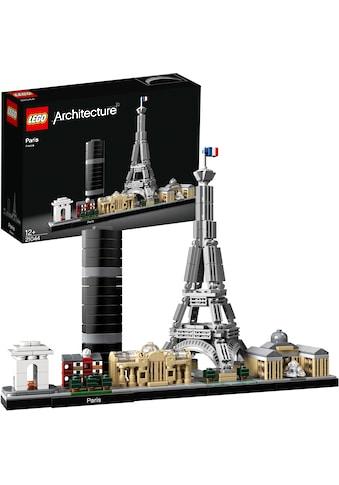 """LEGO® Konstruktionsspielsteine """"Paris (21044), LEGO® Architecture"""", (649 - tlg.) kaufen"""