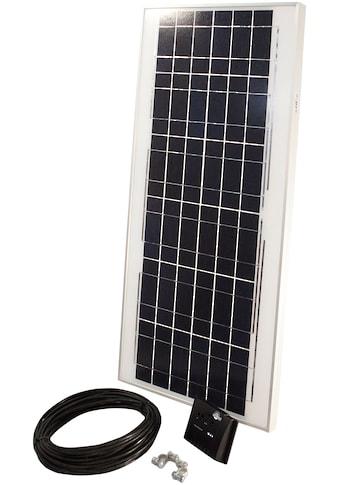 Sunset Solarmodul »Solarstrom-Einsteiger«, 45 Watt 12 V kaufen