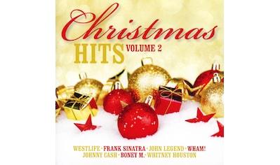 Musik-CD »Christmas Hits,Vol.2 / Various« kaufen