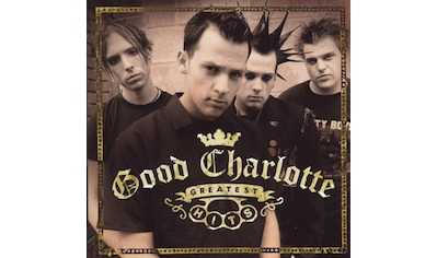 Musik - CD GREATEST HITS / Good Charlotte, (1 CD) kaufen