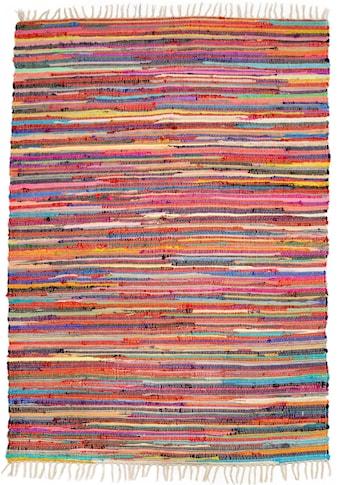 Teppich, »Multi«, Andiamo, rechteckig, Höhe 10 mm, handgewebt kaufen
