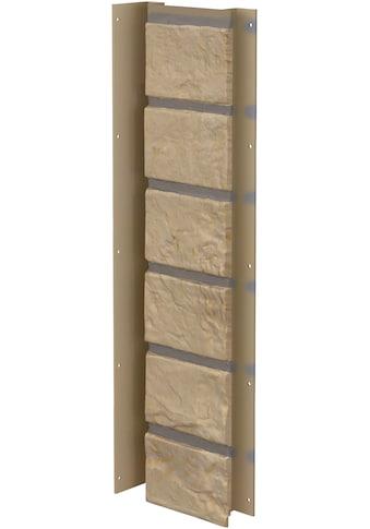 Baukulit VOX Verblender »Solid Brick Exeter Innenecke«, beige kaufen