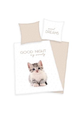 Wende - Bettwäsche »Katze« kaufen