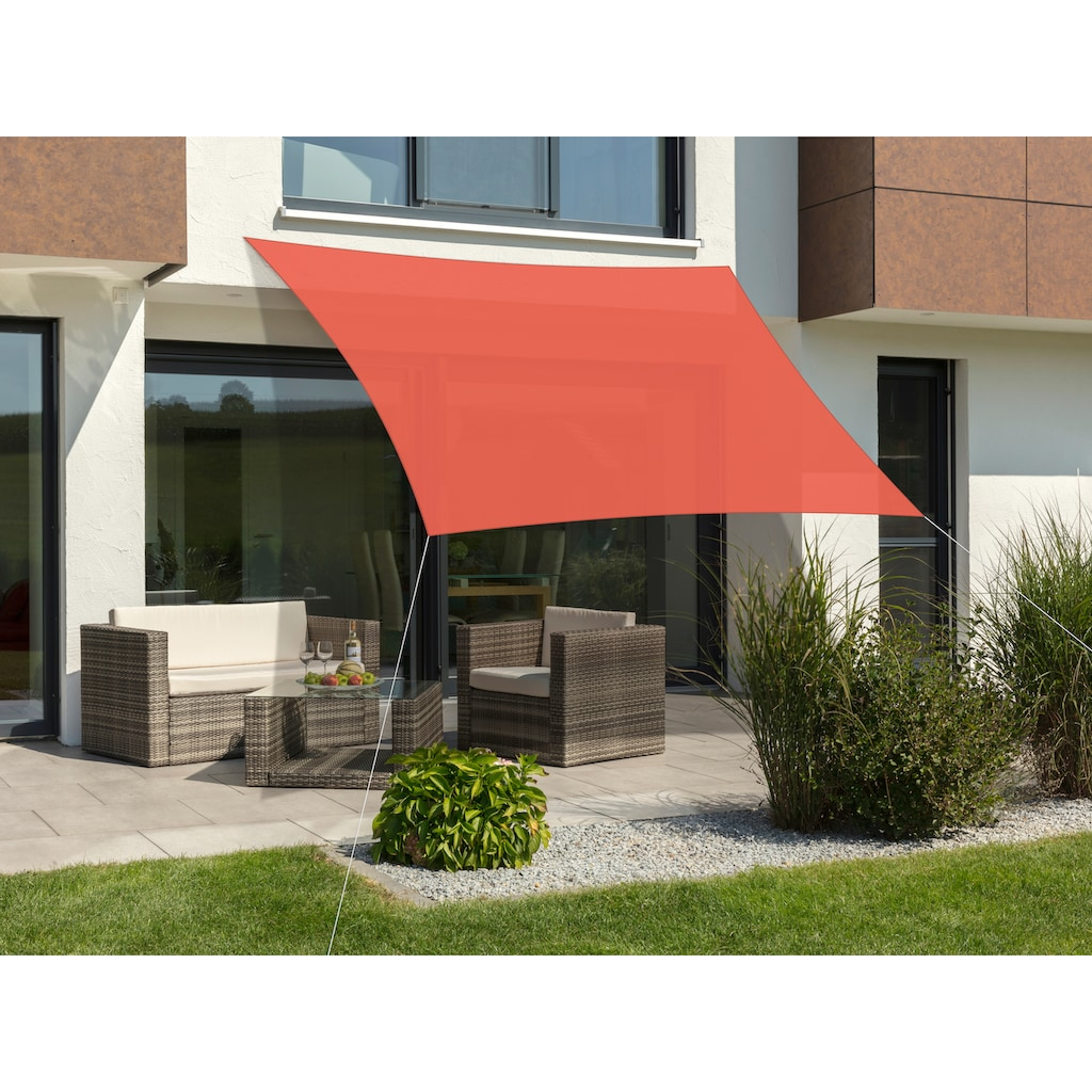Schneider Schirme Sonnensegel »Teneriffa«, ca. 360 x 360 cm