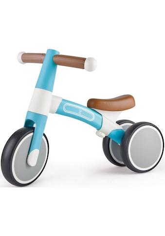 Hape Dreirad »Mein erstes Lauf-Dreirad, Helltürkis«, mit leichtem Aluminiumrahmen kaufen