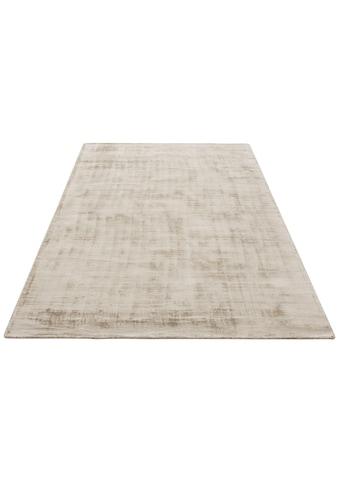 Teppich, »Shirley«, My HOME, rechteckig, Höhe 12 mm, handgewebt kaufen