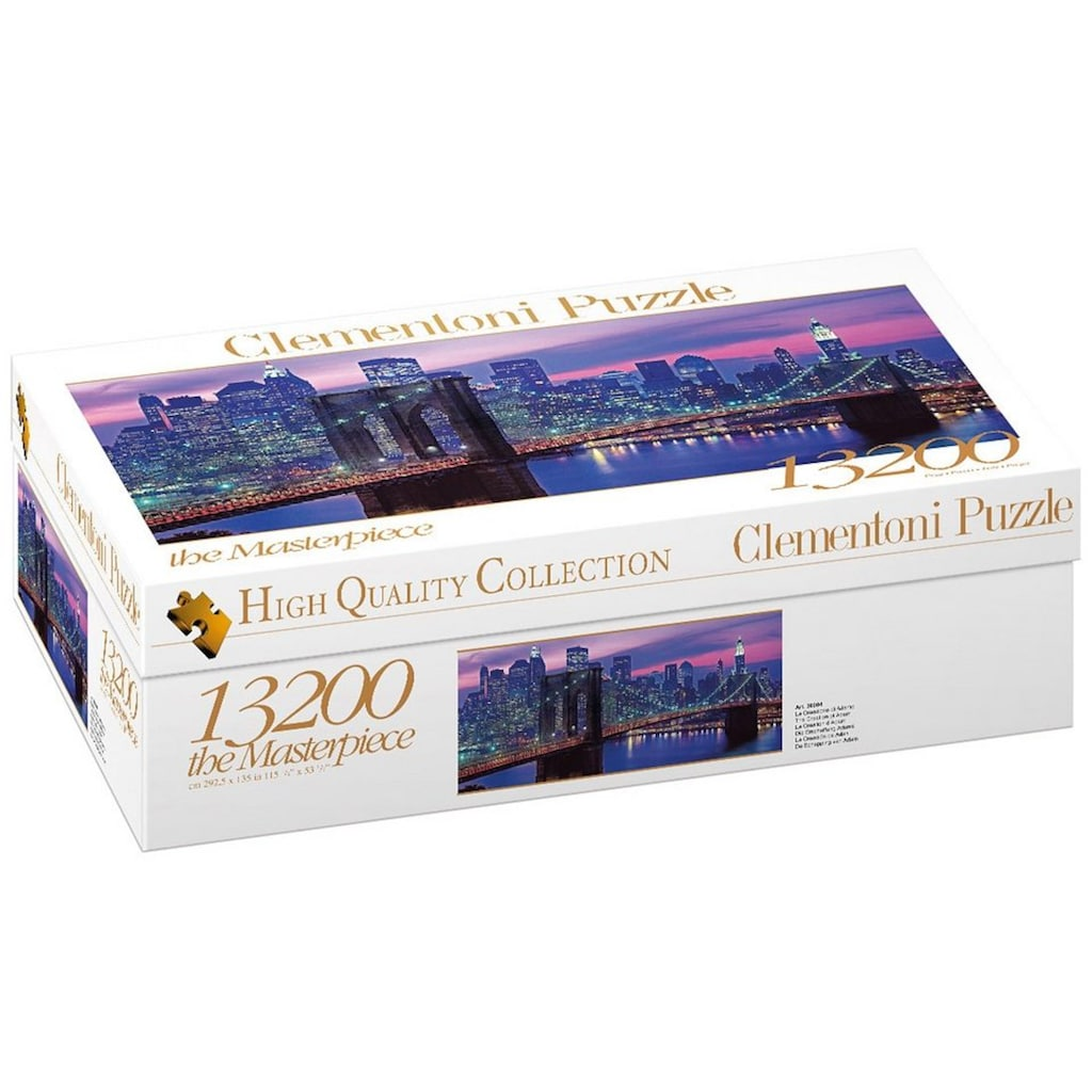 Clementoni® Puzzle »High Quality Collection - New York«, Made in Europe