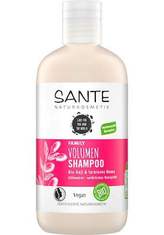 SANTE Haarshampoo »FAMILY Volumen Shampoo« kaufen