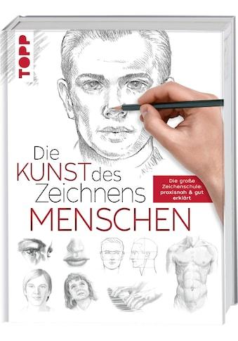 Buch »Die Kunst des Zeichnens - Menschen / Frechverlag« kaufen