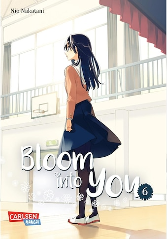 Buch Bloom into you 6 / Nio Nakatani; Lasse Christian Christiansen kaufen