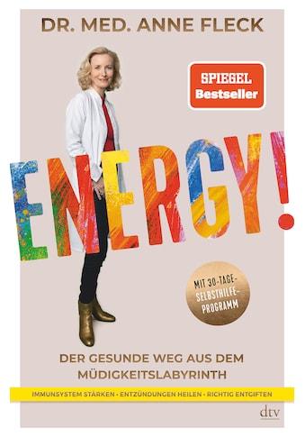 Buch »Energy! / Anne Fleck« kaufen