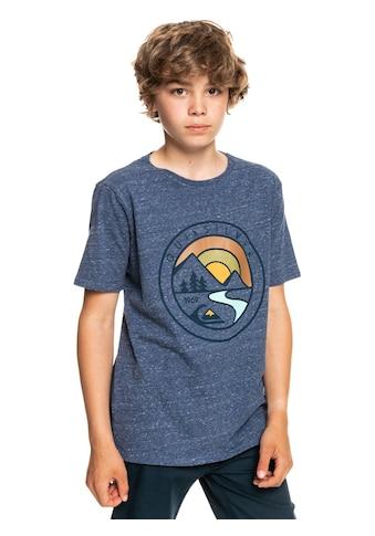 Quiksilver T-Shirt »Mountain View« kaufen