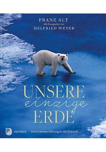 Buch »Unsere einzige Erde / Franz Alt, Helfried Weyer« kaufen