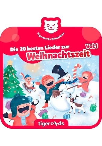tigerbox Hörspiel, »20 schönsten Weihnachtslieder« kaufen