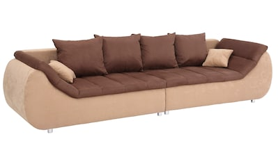 my home Big-Sofa »Milana / Liliana«, wahlweise mit Bettfunktion kaufen