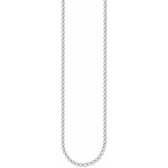 THOMAS SABO Charm-Kette »Charm Club Carrier, X0001-001-12-L42v, S, M, L«