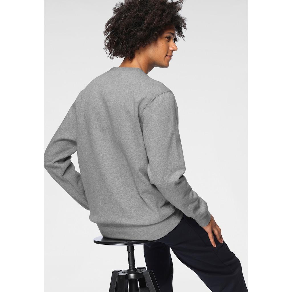 OTTO products Sweatshirt »aus nachhaltiger Bio-Baumwolle«