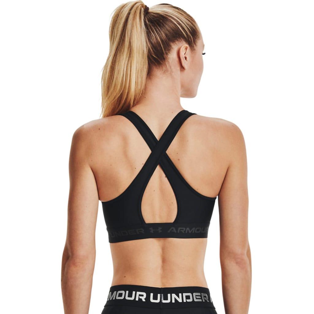 Under Armour® Sport-BH »UA Crossback Mid Bra«