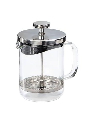 Xavax Kaffeebereiter »Glas Design«, 0,6 Liter kaufen