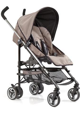 Gesslein Kinder-Buggy »S5 Reverse 2+4, Cappuccino«, mit schwenkbaren Vorderrädern kaufen