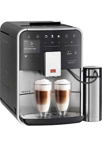 Melitta Kaffeevollautomat Barista TS Smart F 86/0 - 100, Edelstahl, 1,8l Tank, Kegelmahlwerk kaufen
