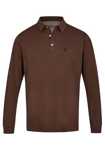 Hajo Poloshirt, mit Brusttasche kaufen