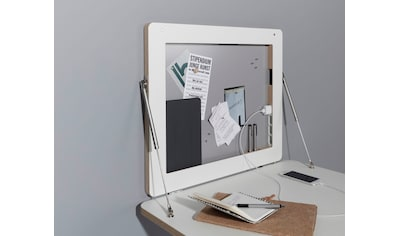 Müller SMALL LIVING Sekretär »FLATFRAME«, Wandsekretär Design by Michael Hilgers kaufen