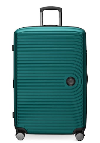 Hauptstadtkoffer Hartschalen-Trolley »Mitte, türkis, 77 cm«, 4 Rollen kaufen