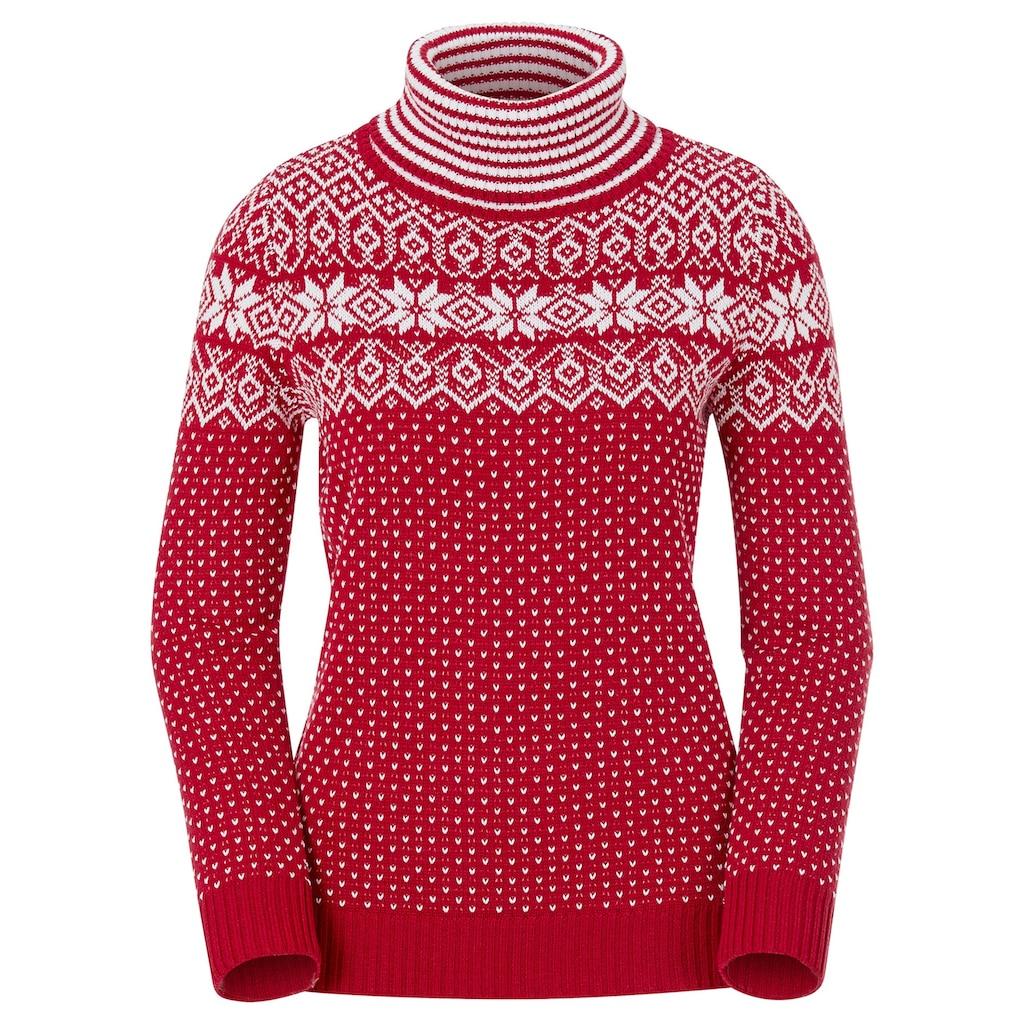 Casual Looks Rollkragenpullover »Pullover«