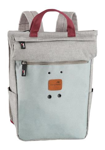 KangaROOS Cityrucksack, kann auch als Tasche getragen werden kaufen