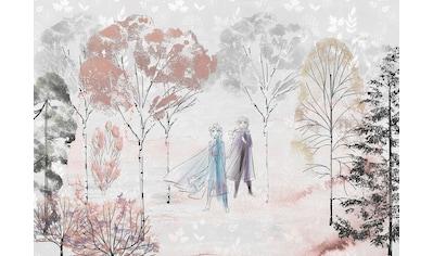 Komar Fototapete »Frozen Natural Spirit«, Comic-mehrfarbig kaufen
